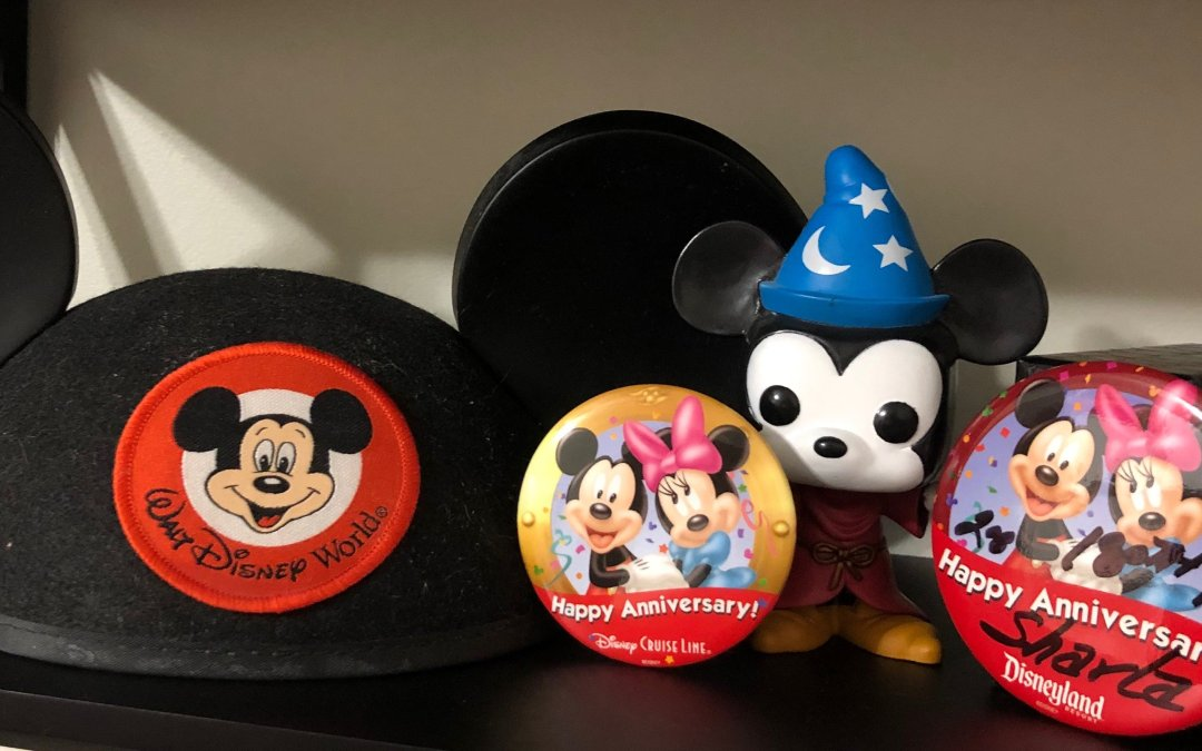 Our Top 4 Tips for Celebrating An Anniversary at Walt Disney World