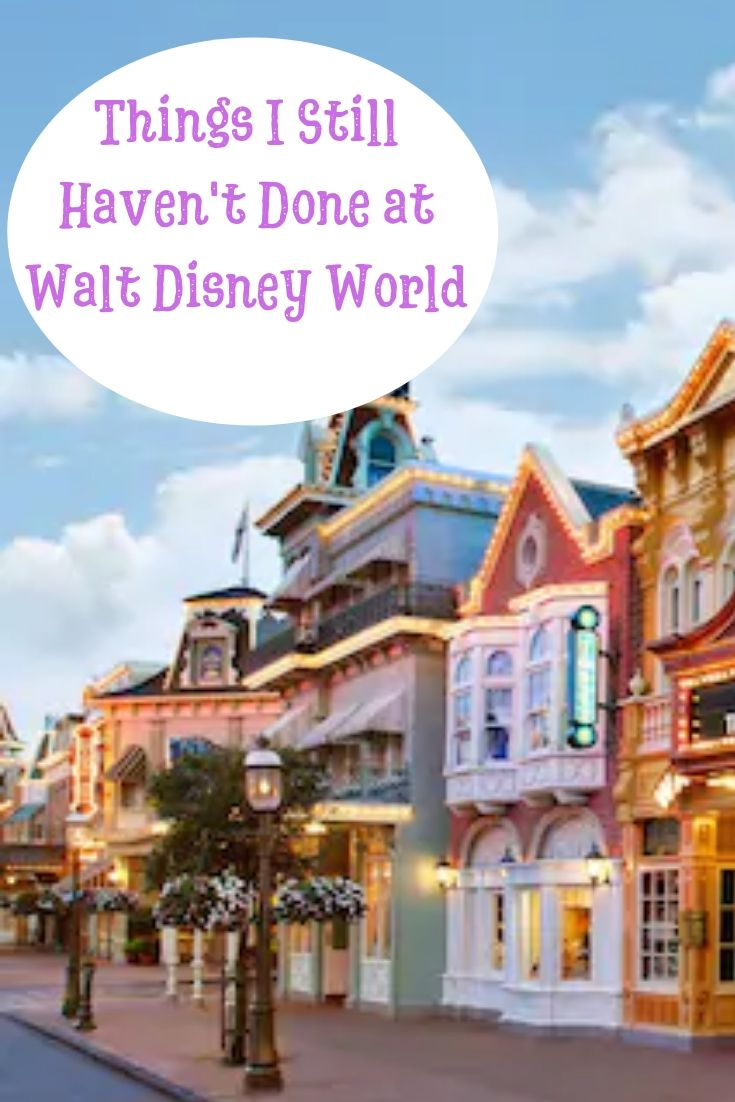 With over 100 trips under her belt, is there anything Heather hasn't done yet! Yes! Learn more about what Walt Disney World has to offer, even for the frequent traveler. #waltdisneyworld #disney #vacation