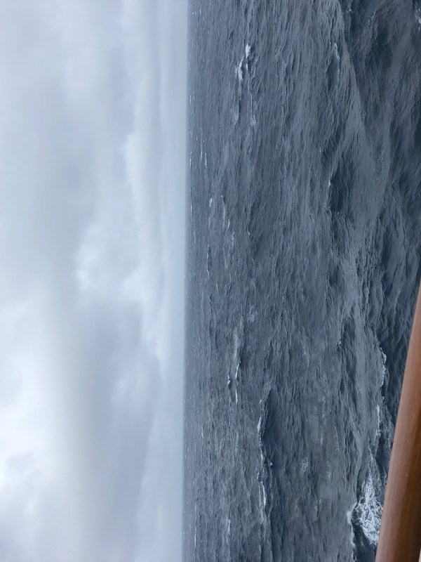 disney cruise line rough seas