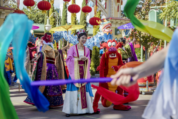 Fotos: (Joshua Sudock/Disneyland Resort)