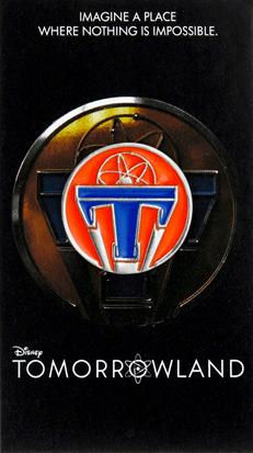 Tomorrowland Movie Rewards Pin - Disney Pins Blog
