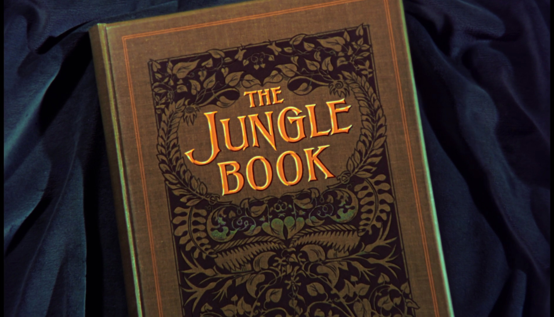 jungle book Even though we got a modern-day jungle book movie two years ago, the story literally can't be told enough.