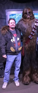 Me and Chewie
