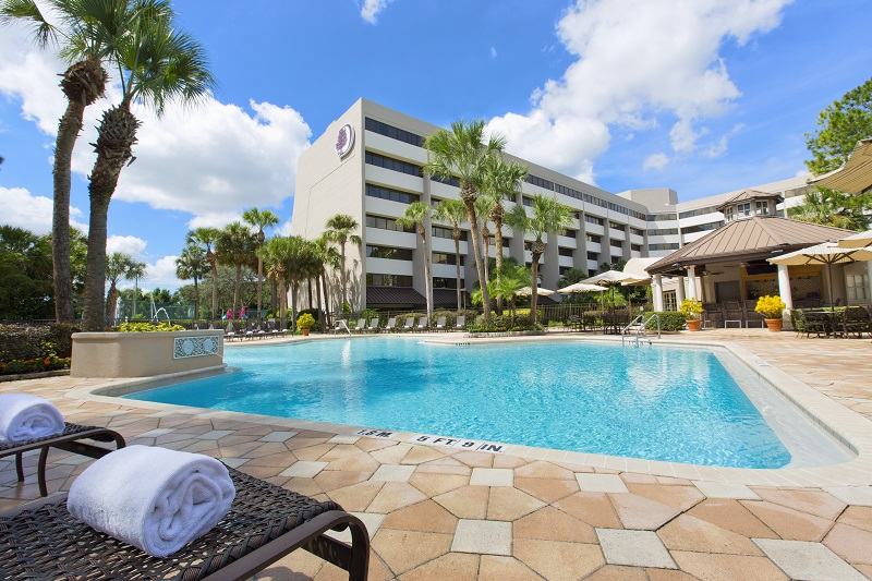 Doubletree Suites Hilton Orlando Walt Disney World Resort
