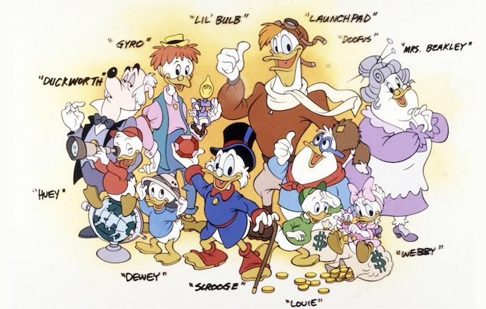 'DuckTales' Gets A Reboot – New Episodes Coming In 2017