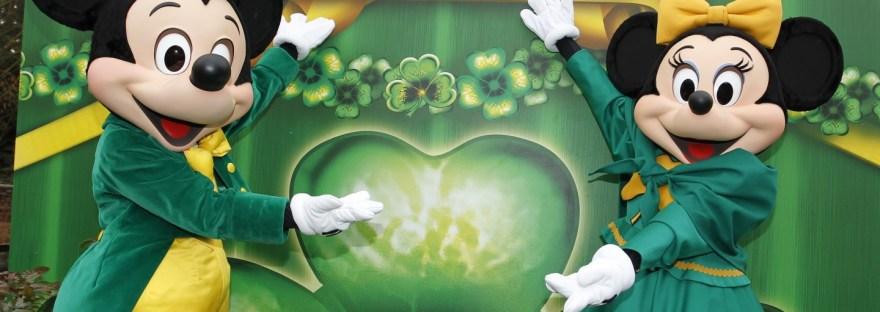 St. Patricks Day at Disney World!
