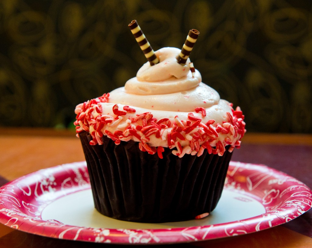 Best Disney World Cupcakes