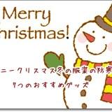 ディズニークリスマス冬の服装の防寒対策!7つのおすすめグッズ