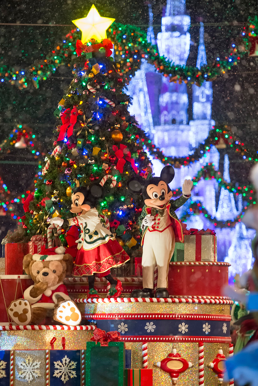 2015 Mickey S Very Merry Christmas Party Dates Announced