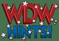 WDW Hints Logo