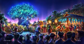 Disney's Animal Kingdom Theme Park Expands