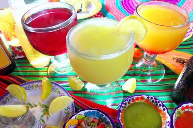 cinco de mayo margaritas