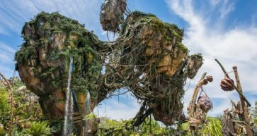 Disney Pandora flight