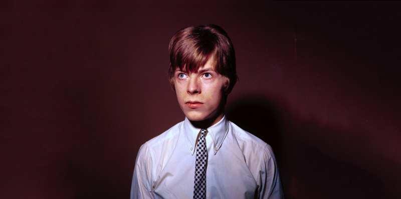 David Bowie in 1969