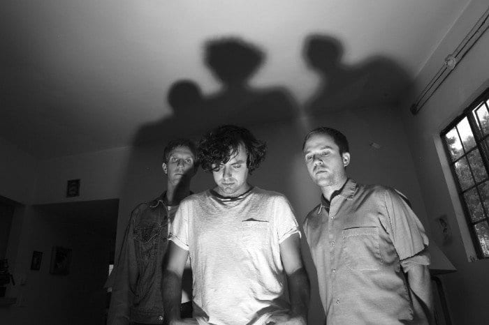 Promo image of the band Flat Worms