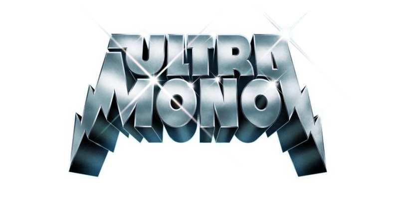 IDLES Ultra Mono album logo