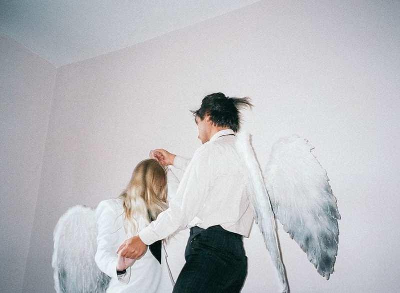 Wings of Desire promo