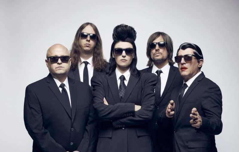 Puscifer band promo photo