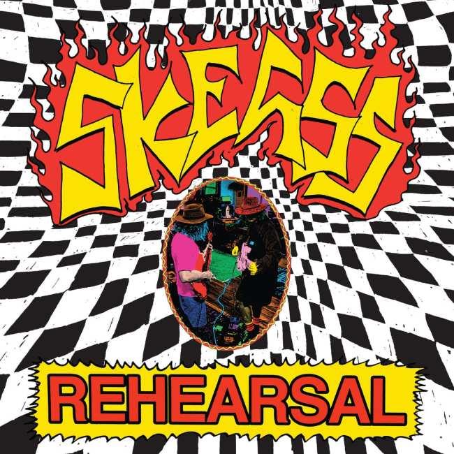 skegss rehearsal lp cover