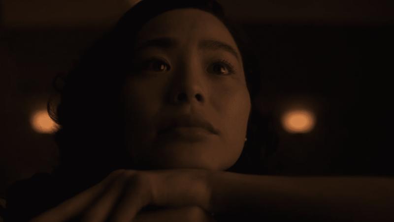 Ji-ah at the cinema