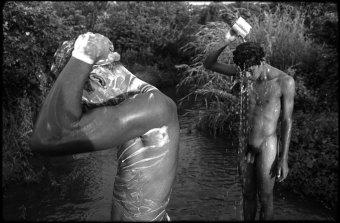 Agua helada a las 6 am. Para el guerrillero campesino, continuidad, para el burgues, transformacion