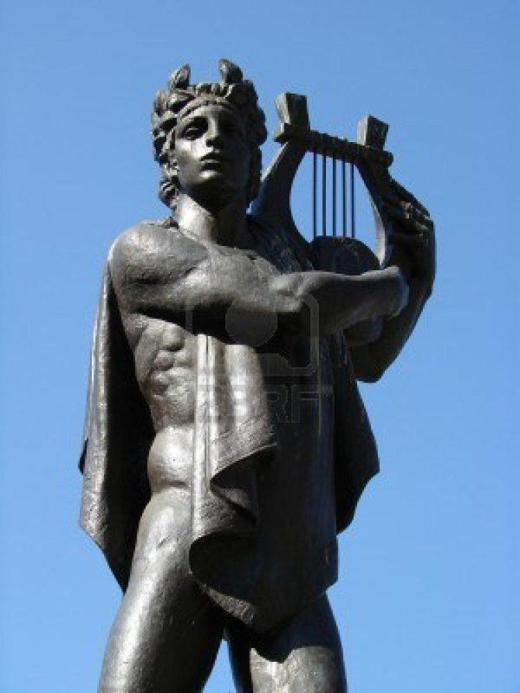 Oficios: Apolo, dios de la Medicina... y de la Música. (4/5)