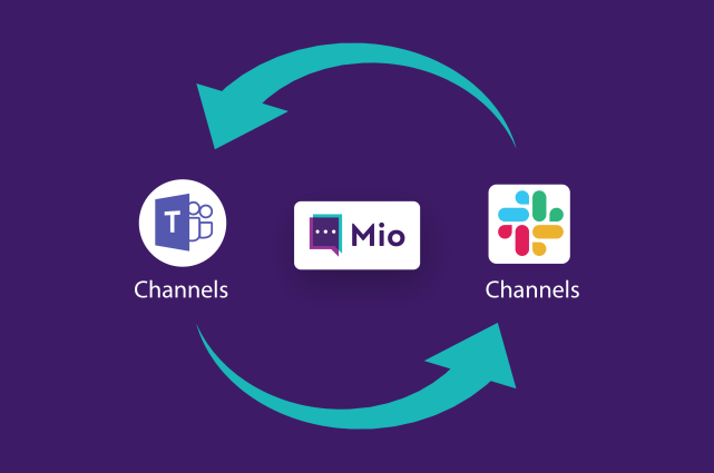 Connect Microsoft Teams and Slack channels