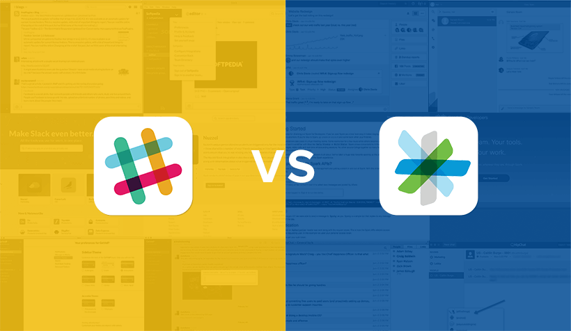 Comparing Slack vs Cisco isn't new - we've been doing it since the Spark days