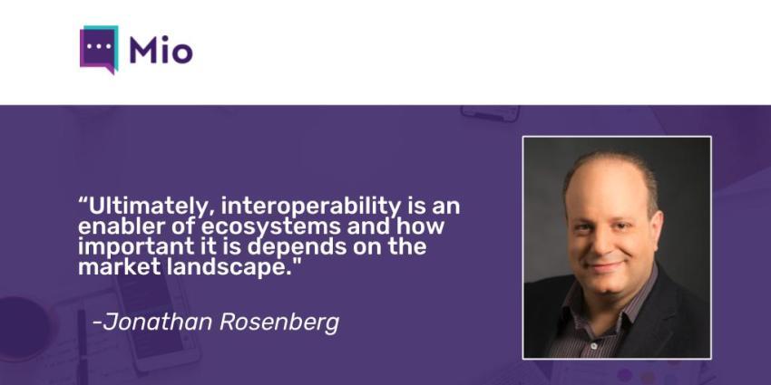 Jonathan Rosenberg Interop