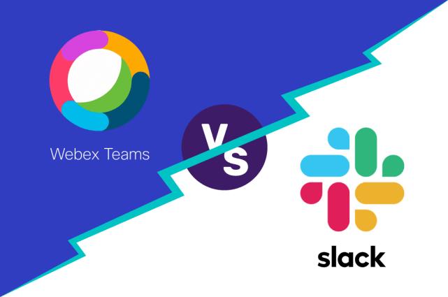 Cisco Webex Teams vs Slack