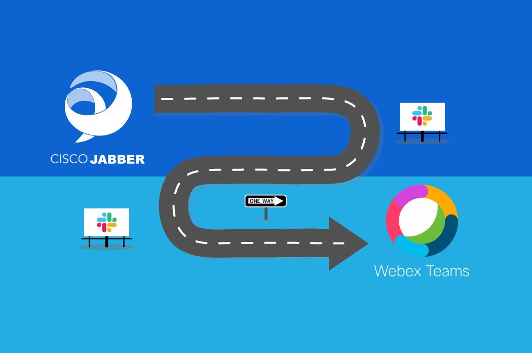 Jabber Webex Slack