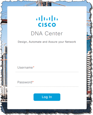 Cisco API access via DNA Center