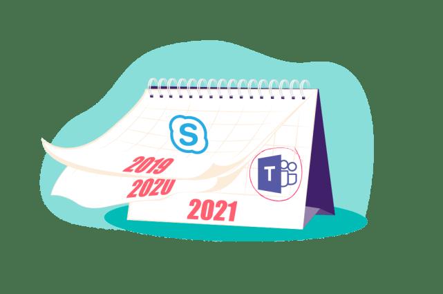 Skype for Business retirement