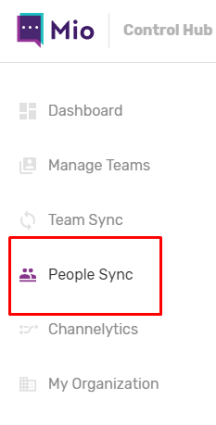 People Sync