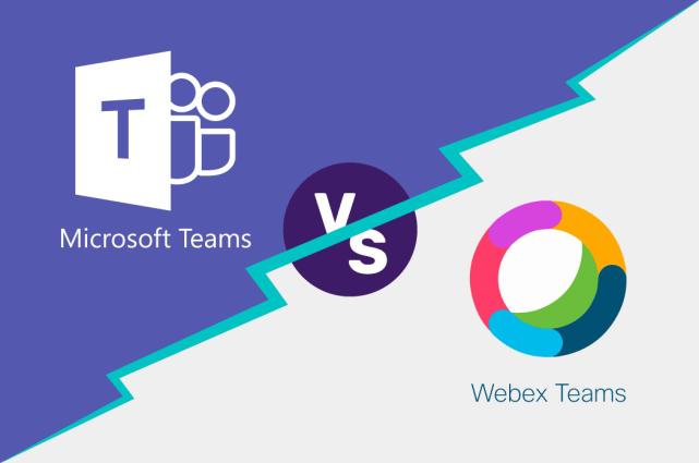 Microsoft Teams vs Cisco Webex Teams