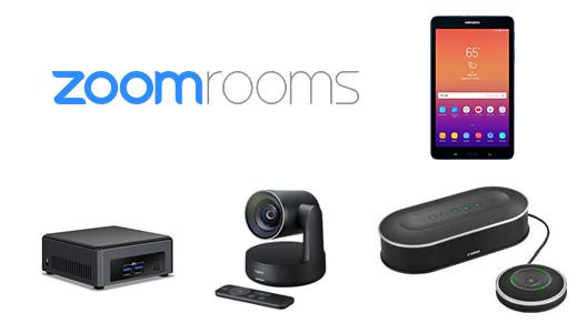 Zoom Rooms Samsung Interoperability