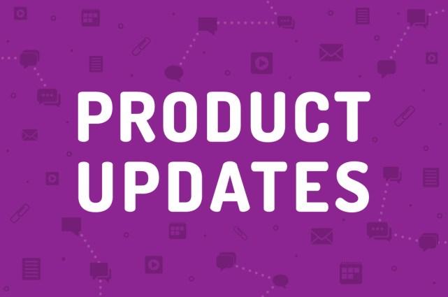 Mio latest product updates