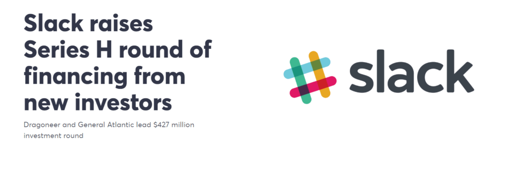 Slack continue to raise investment despite outage