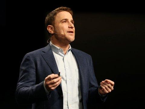 Slack CEO, Stewart Butterfield