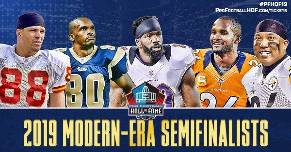 Modern Era Semi Finalists