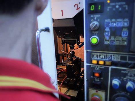 3-axis CNC Machine
