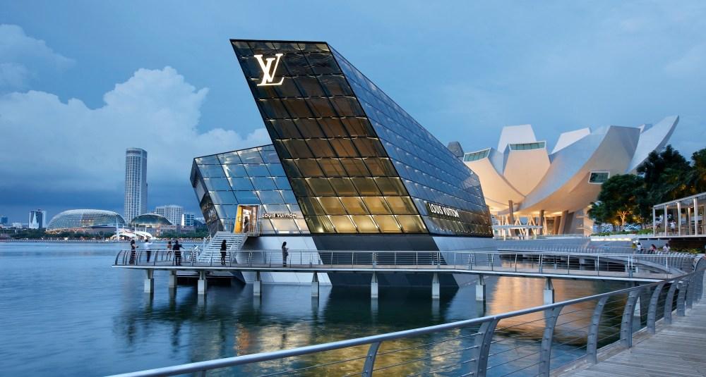Maison-Louis-Vuitton-of-Marina-Bay-Singapore