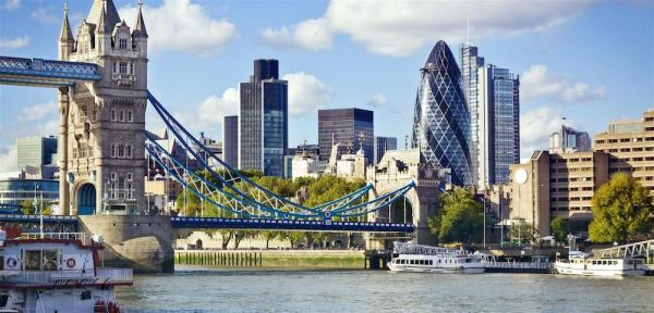 GOODBYE TO THE CITY OF LONDON?