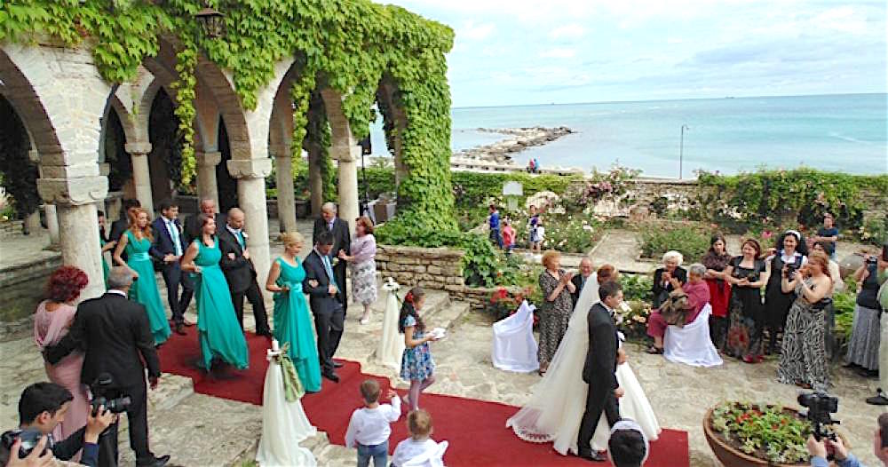 Getting married in Bulgaria: 'A wedding like something out