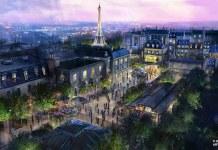 France Pavilion Ratatouille expansion concept art