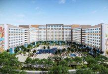 Universal Orlando value hotel concept art