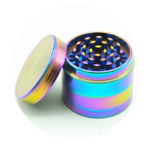 Large 2-Piece Metal Rainbow Grinder
