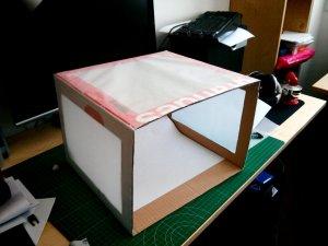 Caja preparada