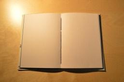 Páginas interiores blancas