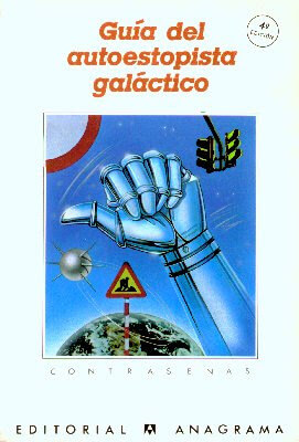 Libro(s): Guía del autoestopista galáctico (y derivadas)